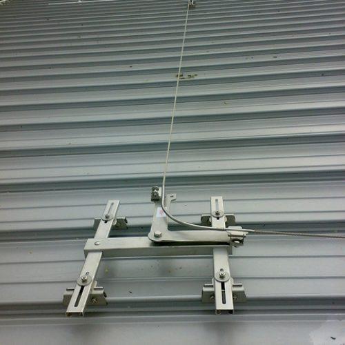 AIO LIFELINE – univerzální záchranné lano pro až 4 osoby (zvláště vhodné pro střechy)
